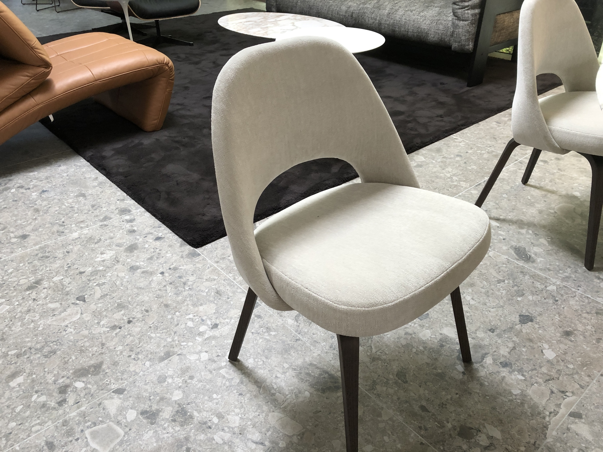 Knoll-6 stoelen Conference Chair